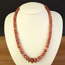 Extra Necklace 49cm Agate Stone Ag Agase