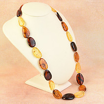 Necklace 71cm mix amber extra 51.1g